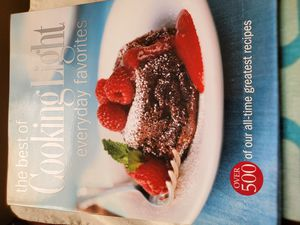Cooking light cookbook for Sale in Eastport, NY