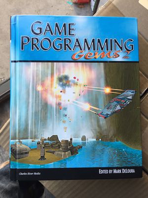 Game Programming Gems 2 (GAME PROGRAMMING GEMS SERIES) (Vol 2) for Sale in Claremont, CA