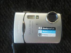 Olympus Stylus 790 SW 7.1 MP Digital Camera for Sale in Monrovia, CA