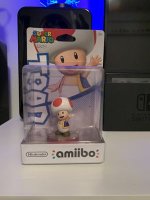 Toad Super Mario Amiibo for Sale in Carlsbad, CA
