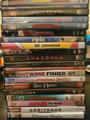 Dvds for Sale in Santa Fe, NM