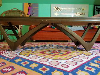 Vintage Adrian Pearsall STYLE Coffee Table Mersman for Sale in Olympia,  WA