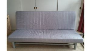 Queen size futon with storage for Sale in Portland, OR