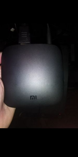 Xiaomi Mi Box 3s for Sale in San Bernardino, CA