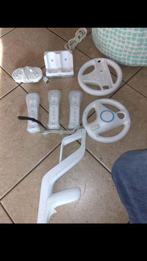 Wii accessories and remotes for Sale in Escondido, CA