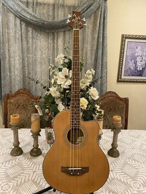 De Rosa electric acoustic bass (Bajoloche) for Sale in South Gate, CA