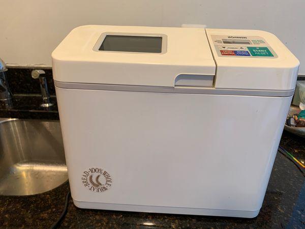 Zojirushi Bread Machine-Maker