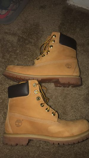 Timberlands ( Wheat ) for Sale in Houston, TX