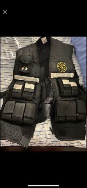 20lb Weight vest for Sale in Fort Wayne, IN