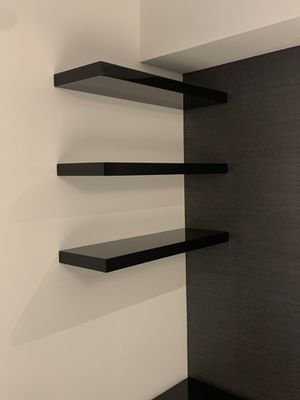 Three floating wall shelves for Sale in Aventura, FL