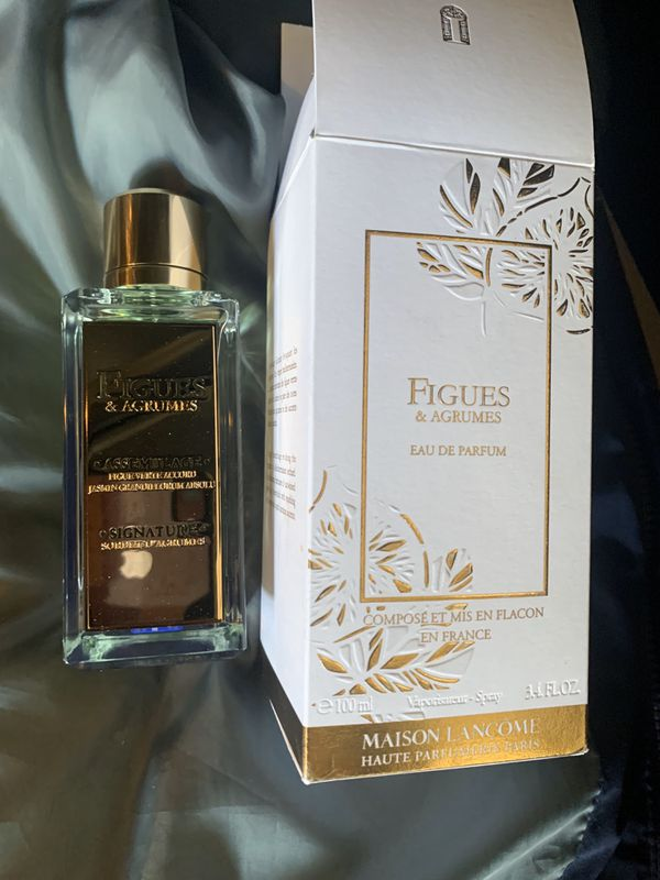 Figues and Agrumes Perfume Lancôme