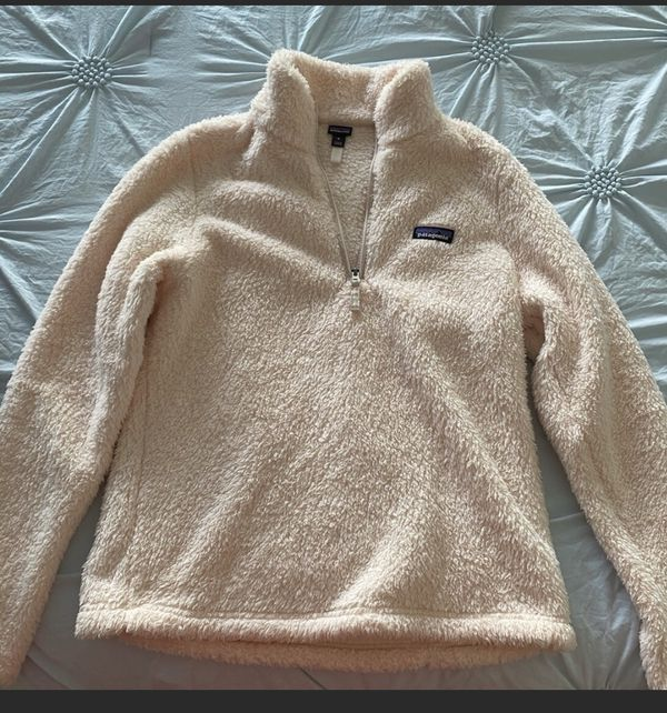 Patagonia los gatos zip pullover size medium