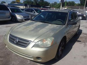 2003 Nissan Altima for Sale in Tampa, FL