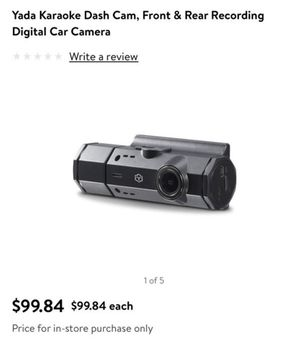 Dash Cam for Sale in Katy, TX