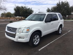 2010 Ford Explorer Government owned Clean 4x4 for Sale in Gilbert, AZ