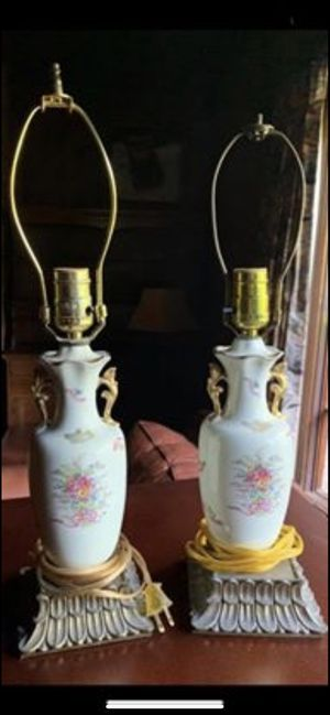 Vintage lamps for Sale in Rutherfordton, NC