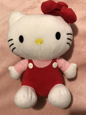Medium hello kitty plushie for Sale in Dallas, TX