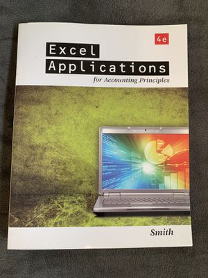 Excel applications for accounting - smith for Sale in Costa Mesa, CA