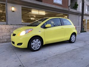 2009 Toyota Yaris super 48k mile clean title for Sale in Montclair, CA