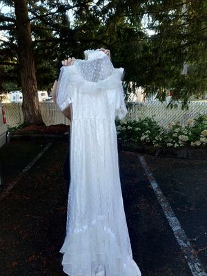 Vintage wedding dress for Sale in Lacey, WA
