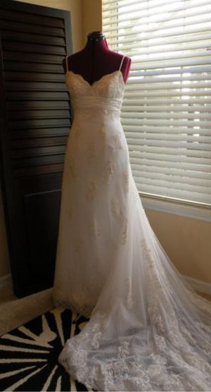 Alfred Angelo wedding dress for Sale in Mesa, AZ
