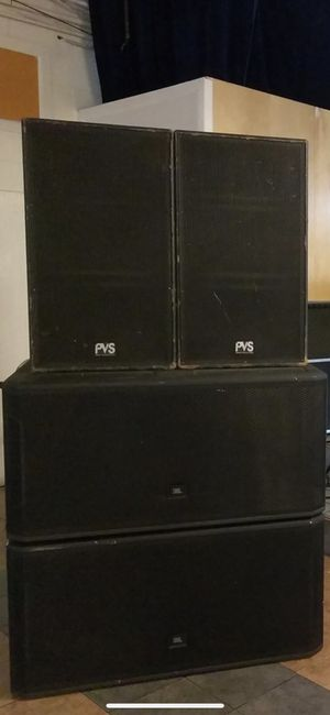 A complete sound system for Sale in Philadelphia, PA