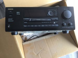 Onyko TX-DS555 Receiver for Sale in Fremont, CA