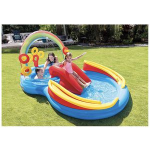 Intex Rainbow Ring Pool Play Center for Sale in Gilbert, AZ