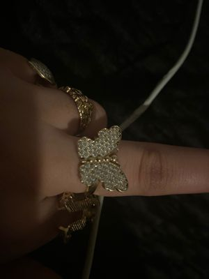 Butterfly ring for Sale in Los Angeles, CA