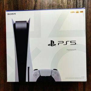 Sony PS5 Playstation 5 Console - Disc Edition for Sale in Anaheim, CA