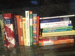 20 great cookbooks! for Sale in Lafayette, CA