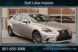 2016 Lexus IS 350 for Sale in North Salt Lake, UT