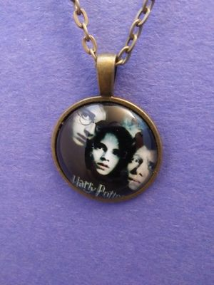 Harry Potter Characters Necklace for Sale in Grove City, OH