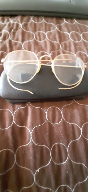 Vintage Gold Eyeglasses for Sale in Brownsville, PA