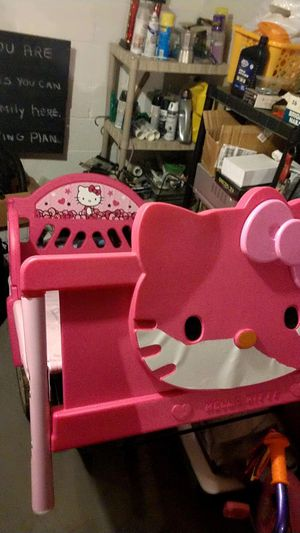 Youth bed Hello Kitty for Sale in Pittsburgh, PA