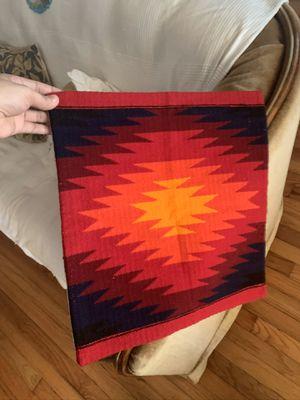 Funda de almohada woven /tribal for Sale in Miami, FL
