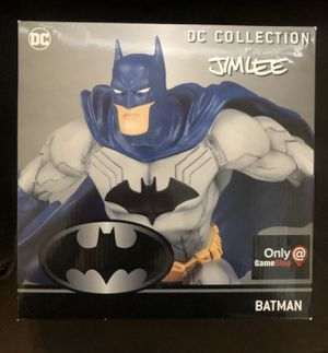 DC Collection by Jim Lee Batman Statue for Sale in Houston, TX