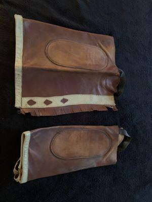 Boot protectors/ fringe leggings for Sale in Delray Beach, FL