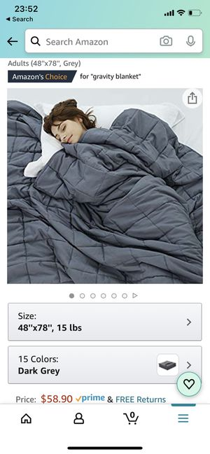 Weighted Blanket for Sale in Garden Grove, CA