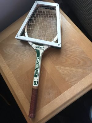 Wilson sovereign tennis racket for Sale in Langhorne, PA