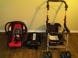 Graco infant car seat + car base + stroller for Sale in Franklin, TN