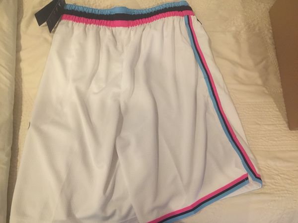 6d6b65793 New Heat Miami Vice Nike Shorts Sold Out for Sale in Davie