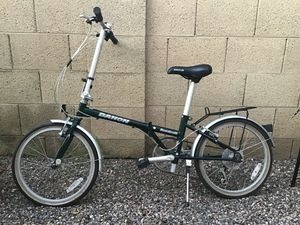 Dahon Boardwalk Chromoly 4130 Folding Bike for Sale in Tempe, AZ