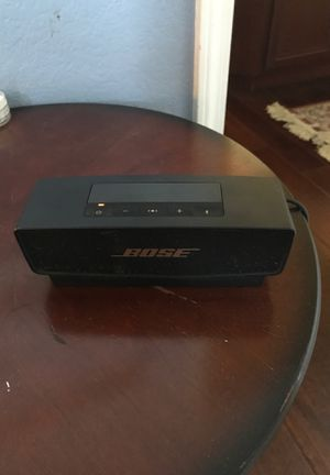 BOSE mini soundlink II for Sale in Simi Valley, CA