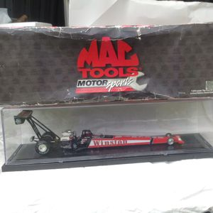 Mac Tools Motor Sports Dragster with case for Sale in Coeburn, VA