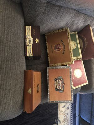 Wooden boxes for Sale in St. Petersburg, FL