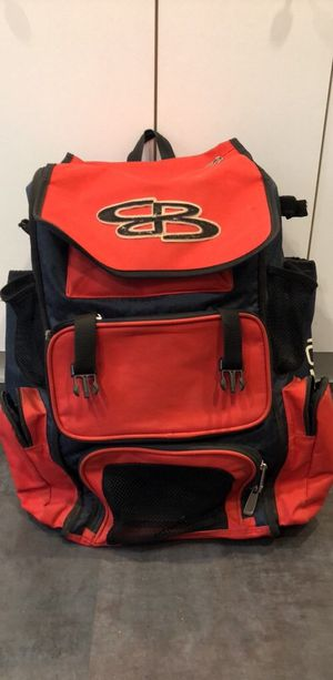 Boombuh Softball Backpack for Sale in Annandale, VA