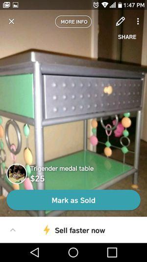 Trigender kids table for Sale in Tempe, AZ