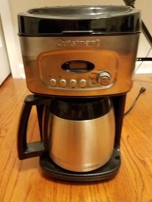 Cuisinart dcc-2400 thermal coffee maker for Sale in Baltimore, MD