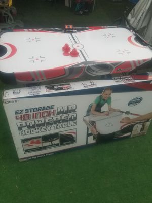 Air hockey table for Sale in Los Angeles, CA